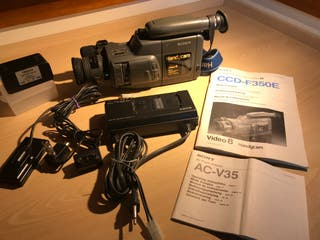 Video Cámaras