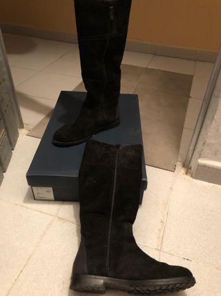 Botas de caña alta Tommy Hilfiger