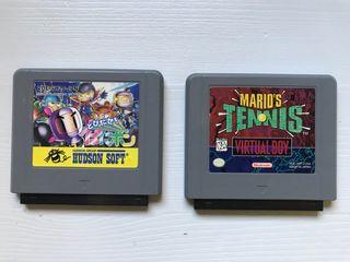 Juegos Virtual Boy