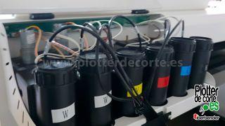 Impresora UV plana para rigidos boligrafos mechero