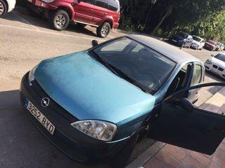 Opel Corsa con menos de 100.000km