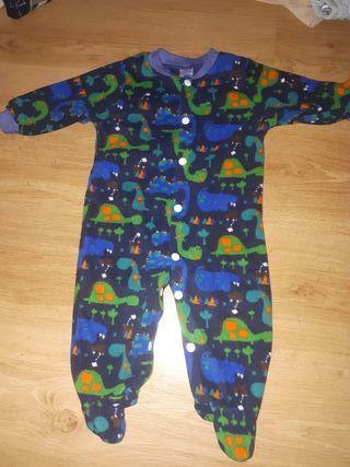 lote 8 pijamas invierno bebe