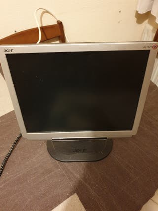 pantalla plana acer
