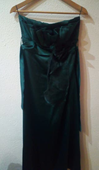 vestido de fiesta talla s