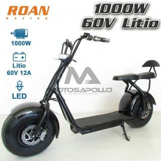 Chopper 1000w 60V ROAN patinete eléctrico