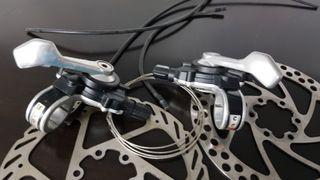 Disco de freno de bicicleta