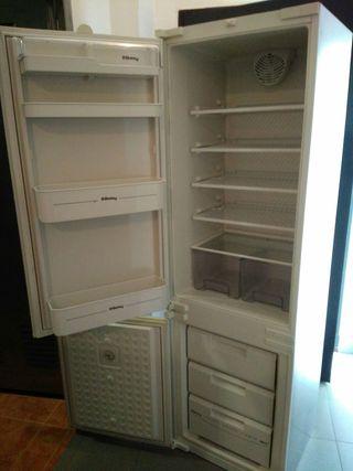 frigorifico combi Balay panelable