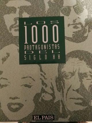 Los 1000 protagonistas del siglo XX.