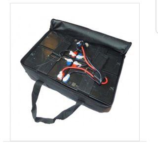 Pack 4 baterías 48v 1800w