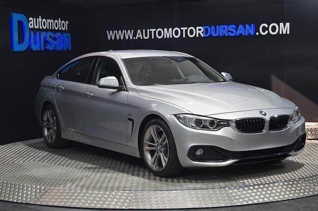 BMW 420 BMW Serie 4 420d Gran Coupe