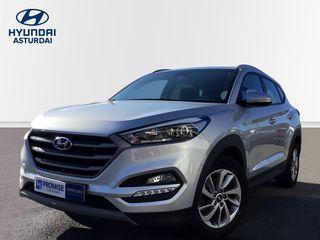Hyundai Tucson 1.7CRDi 85kW (115CV) BlueDrive Klass 4x2