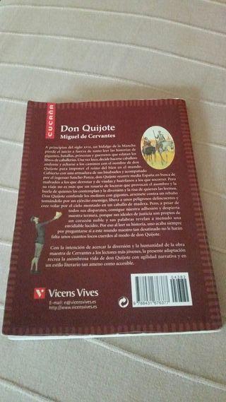 Don Quijote .adaptado