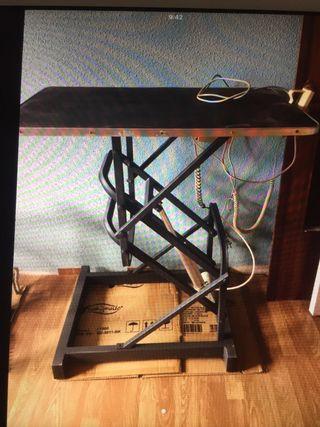 Mesa eléctrica Peluqueria canina