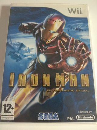 ironman wii