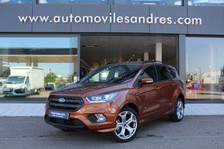 Ford Kuga STLINE 180CV 4X4 (Rojo Race/Naranja)
