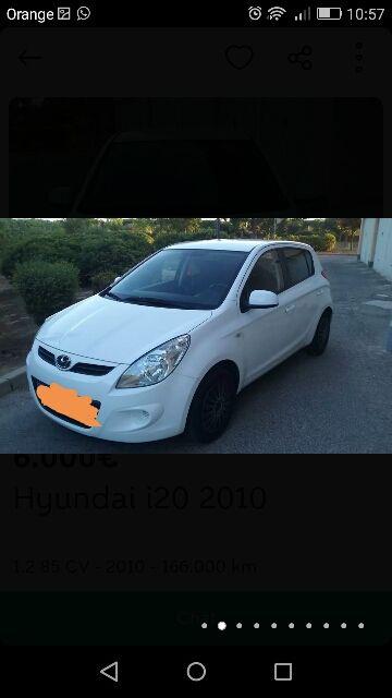Hyundai i20 2010