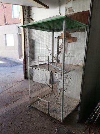 jaula para pajaros o cualquier otro animal