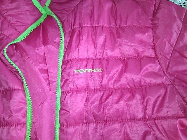 chaqueta niña tenth talla 16