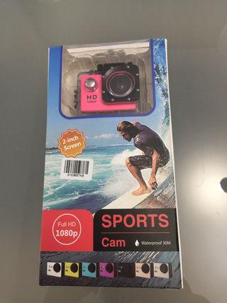 Camara, sports cam