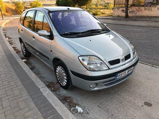 Renault Megane Scenic 2002