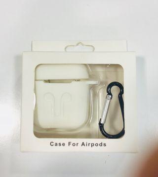 Funda auriculares iphone bluetooth