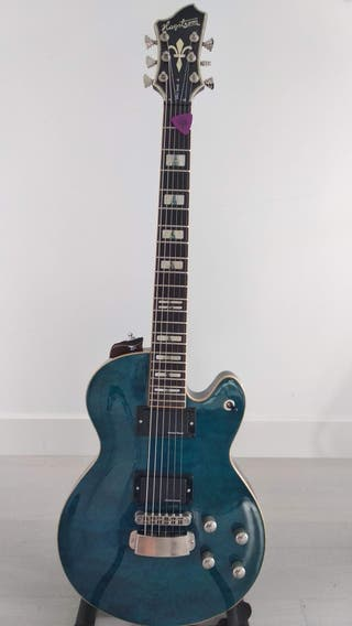 guitarra electrica hagstrom select suede