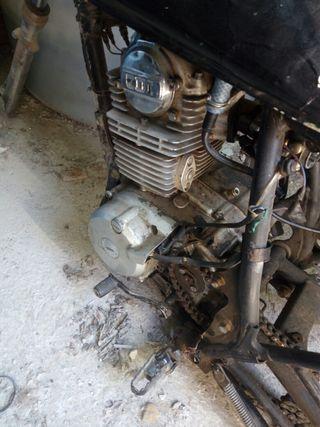 motor de 125
