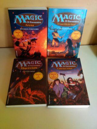 Magic el encuentro: Arena + Trilogia