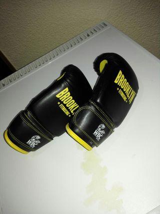 guanté de boxeo