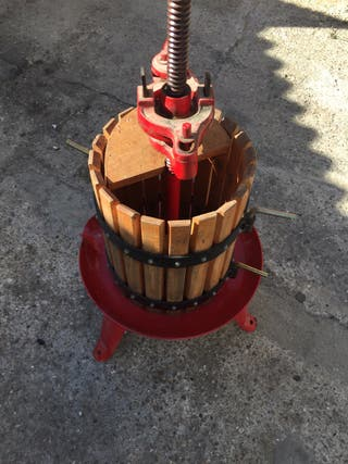 Prensa de vinos
