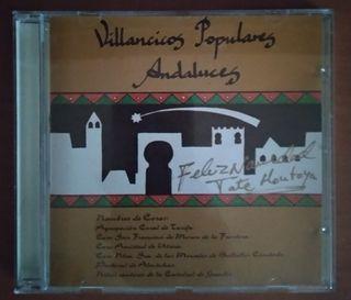CD VILLANCICOS POPULARES ANDALUCES TATE MONTOYA