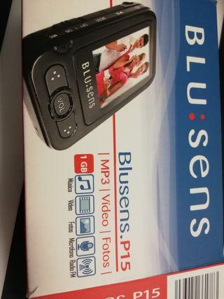 blusens reproductor MP3 P15