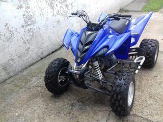 Despiece completo de Yamaha raptor 350