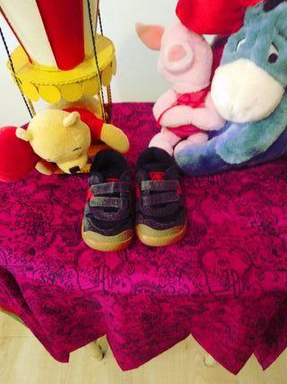 zapatillas talla 20