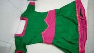 maillot gimnasia ritmica irlandesas