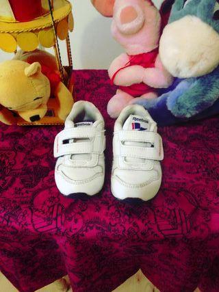 zapatillas talla 19