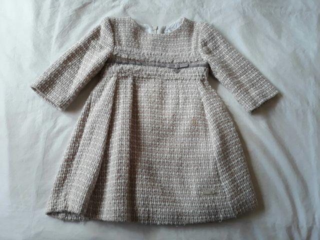 Vestido niña Mayoral