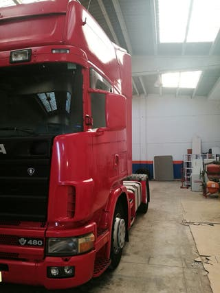 camion tractora scania