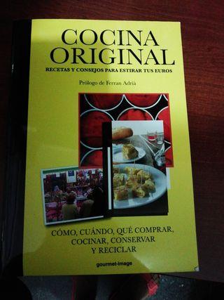 libro cocina original
