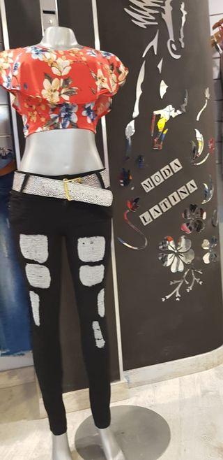Jeans Colombiano Edicion Limitada