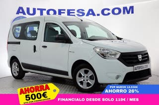 Dacia Dokker Combi 1.5 dCi 90 Ambiance Pack Essential 4p