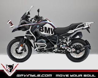 Adhesivos BMW R1200 GS ADVENTURE