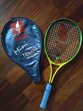 raqueta tenis infantil