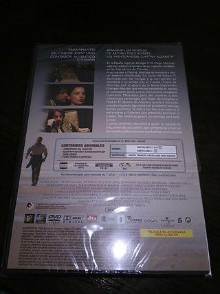 DVD ALATRISTE precintado/nuevo