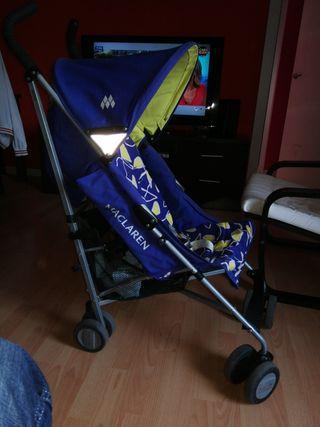 silla de paseo bebe Maclaren Quest