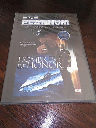DVD HOMBRES DE HONOR