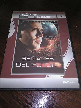 DVD SEÑALES DEL FUTURO