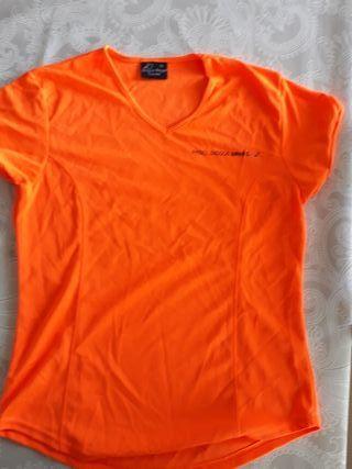 Camiseta mujer Padel talla M