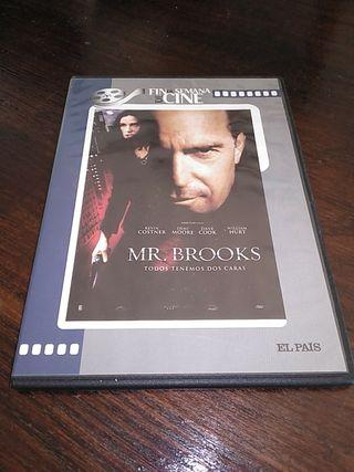 DVD MR. BROOKS