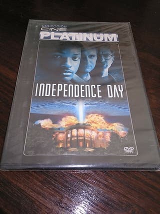 DVD INDEPENDENCE DAY precintado/nuevo